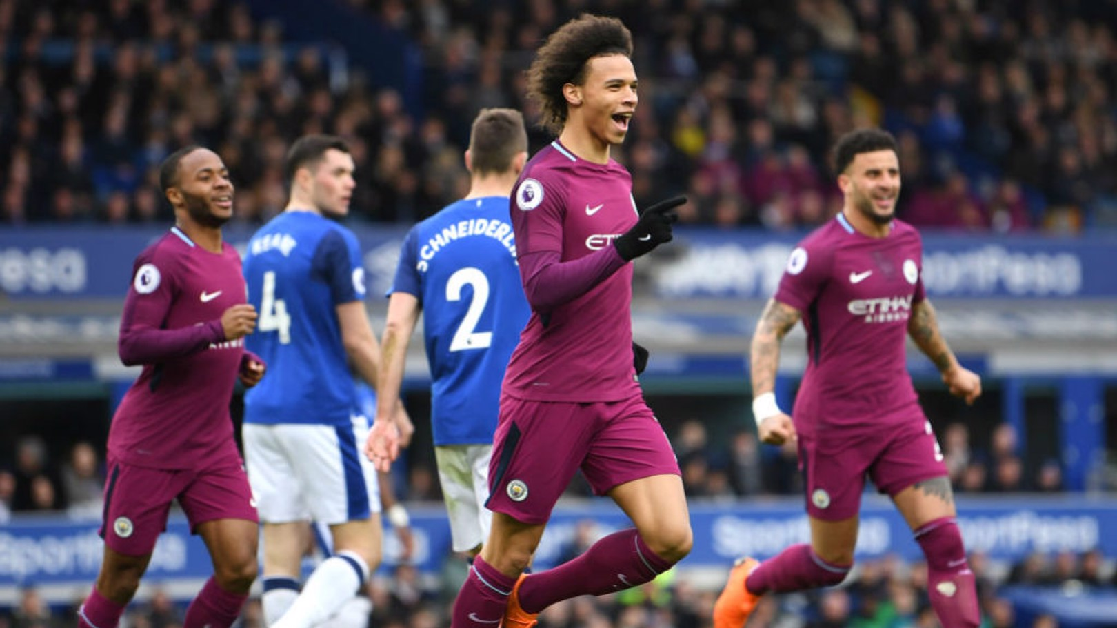 Everton v City: Supporter information