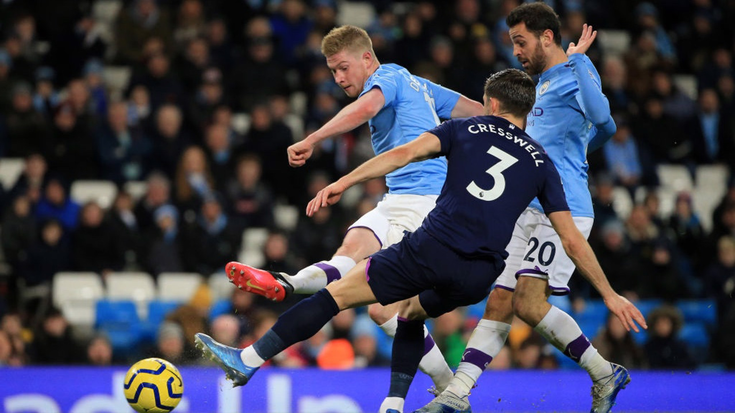 Gallery: City return from break with a win!