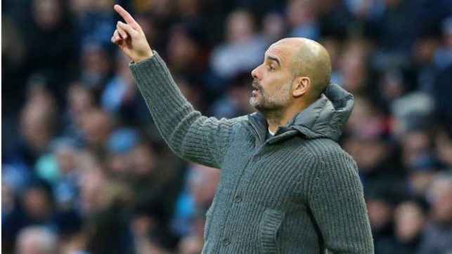 PEP'S POINTER : The boss fires out instructions