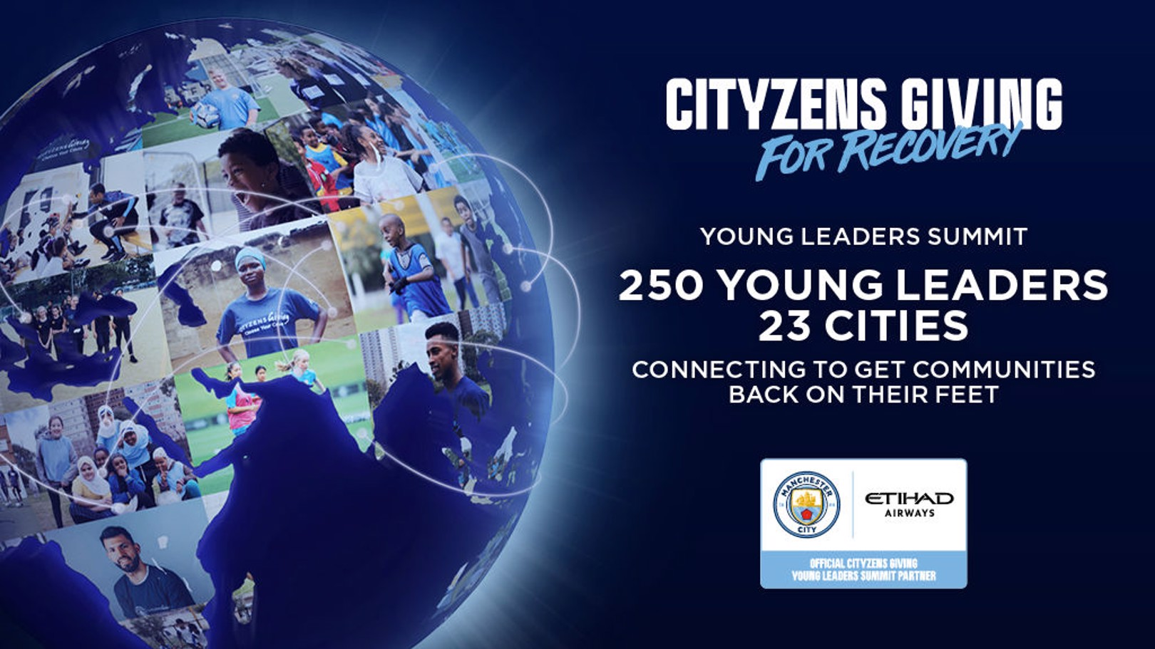 Cityzens Giving Young Leaders Summit retorna pelo sexto ano