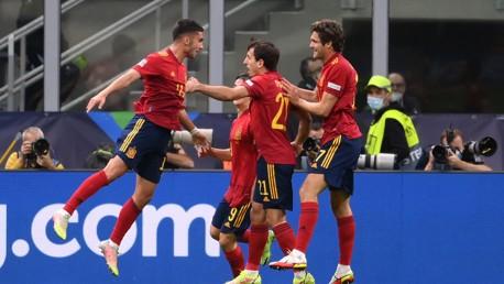 Ferran Torres, el hombre gol de la España de Luis Enrique