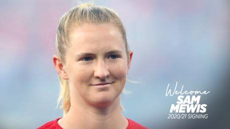 Mewis on City's midfield maestros, her bucket list and stepping out of her comfort zone