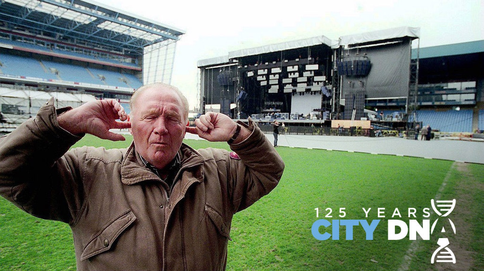 City DNA: #24 Stan Gibson - pitching in for City