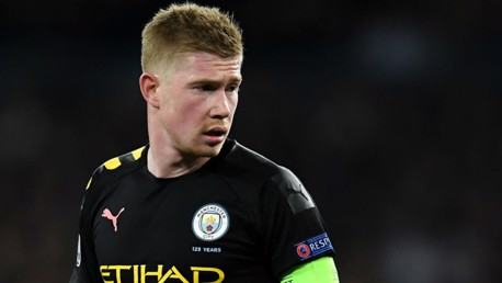 De Bruyne plays part in COVID-19 Relief fund-raising drive