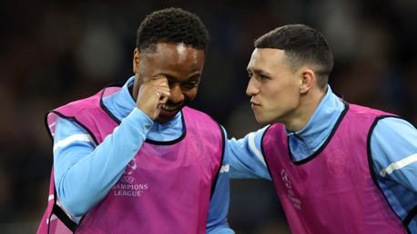 월드컵 예선을 위한 잉글랜드 대표팀에 발탁된 5명의 City 선수들
