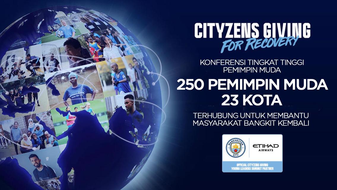KTT Pemimpin Muda Cityzens Giving Kembali Hadir Di Tahun Keenam