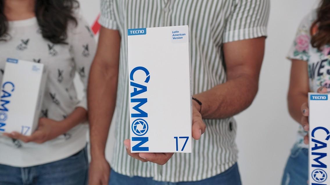 TECNO Mobile y Cityzens Giving unen fuerzas en Colombia