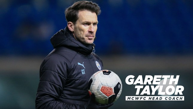 Proud Taylor privileged to take charge of City's women's team
