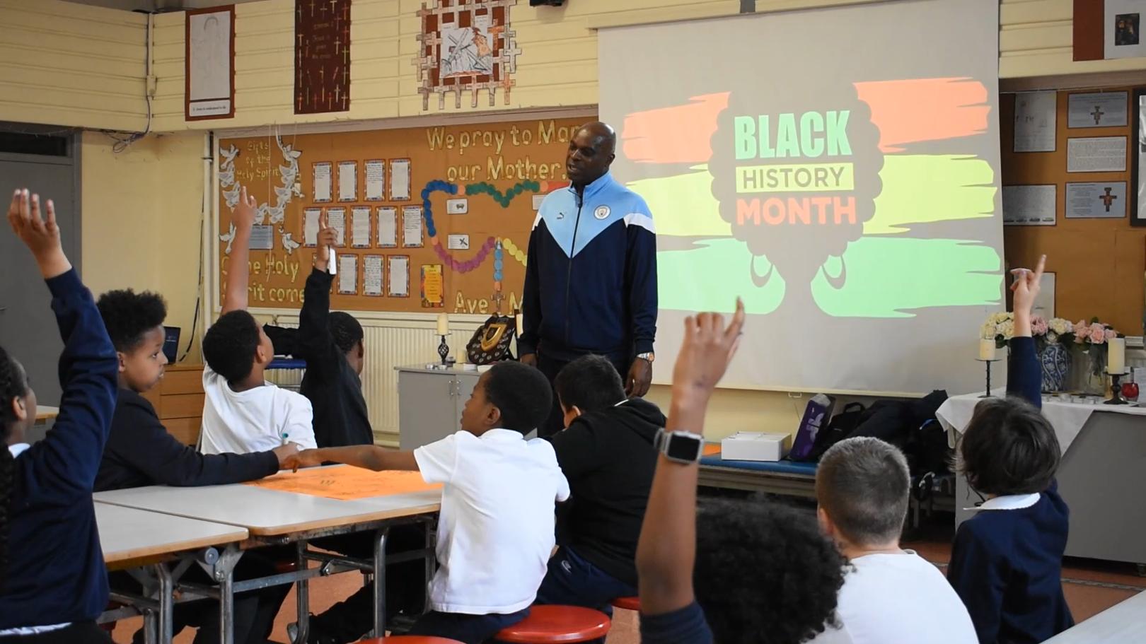 Black History Month: CITC delivering celebratory school workshops throughout October