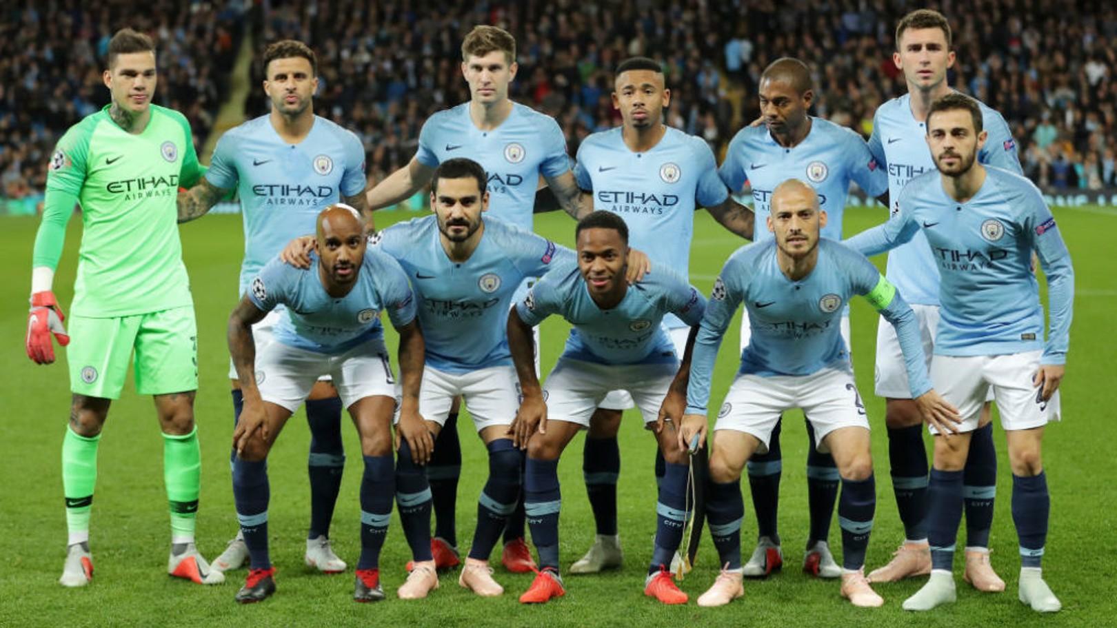 SQUAD GOALS: Tickets are now on sale to see City tackle Shakhtar Donetsk at the Etihad next month