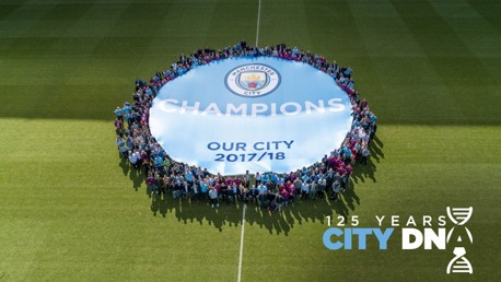 City DNA #124: The Staff