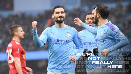 Gundogan sets sights on 'special' season finale
