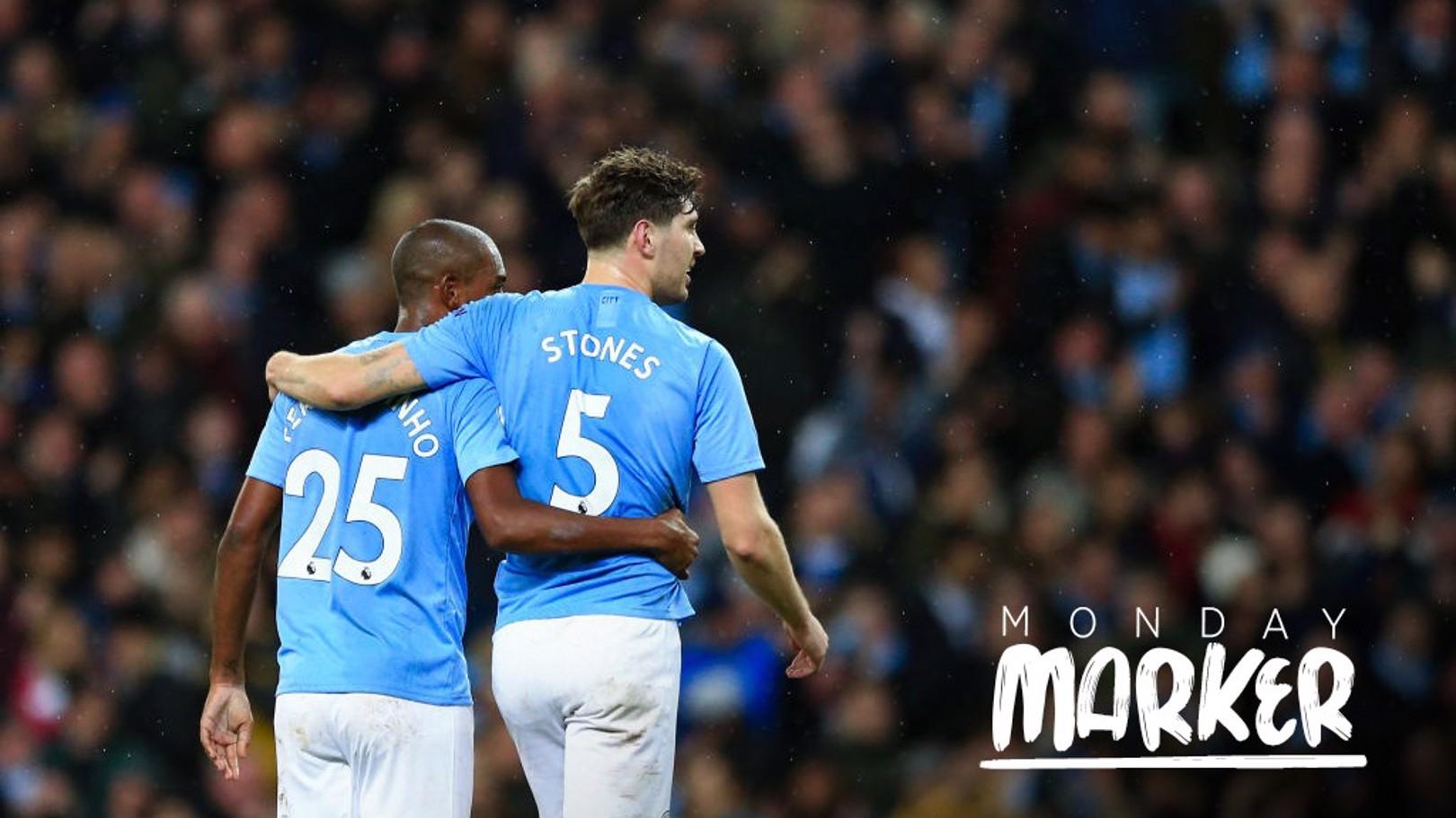 UPCOMING: A busy week beckons at Manchester City.