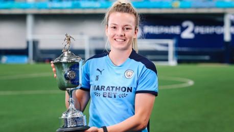 Hemp scoops second PFA Women's Young Player award