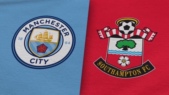 Man City v Southampton: FOLLOW LIVE