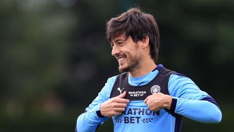 Solid Silva: Skipper trains in Sunday session