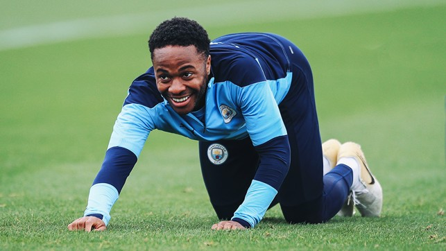 ON THE HUNT : Raheem Sterling will be looking to continue his fine form