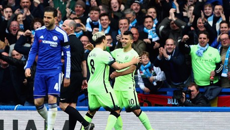 On This Day EKSTRA: Chelsea 0-3 City