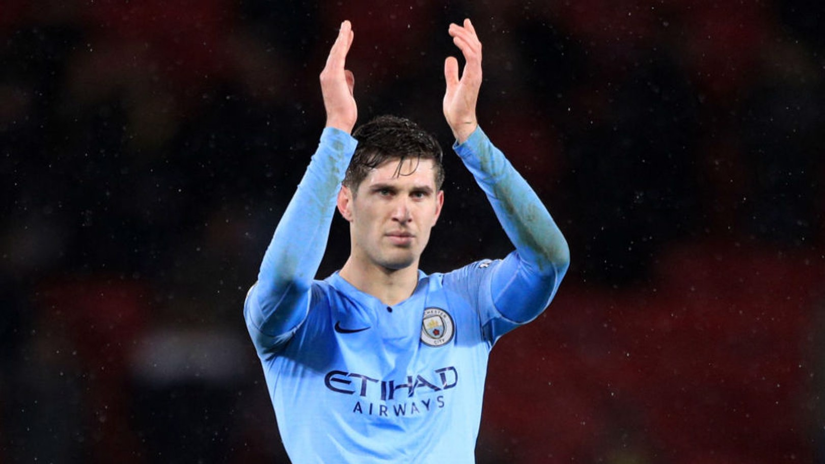 PROUD: Stones is delighted with City's season to date