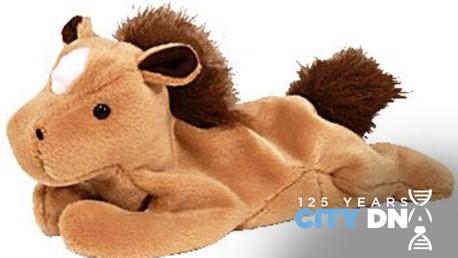 City DNA #77: Beanie The Horse