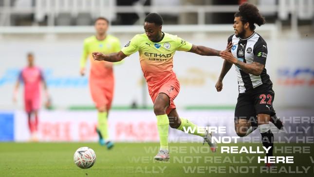 Copa da Inglaterra: Newcastle 0-2 City