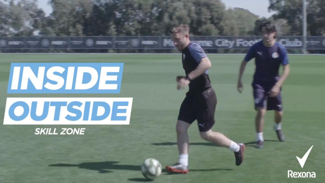 1v1 challenge 9: Inside outside