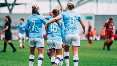 BREMER: City striker in fine form this term