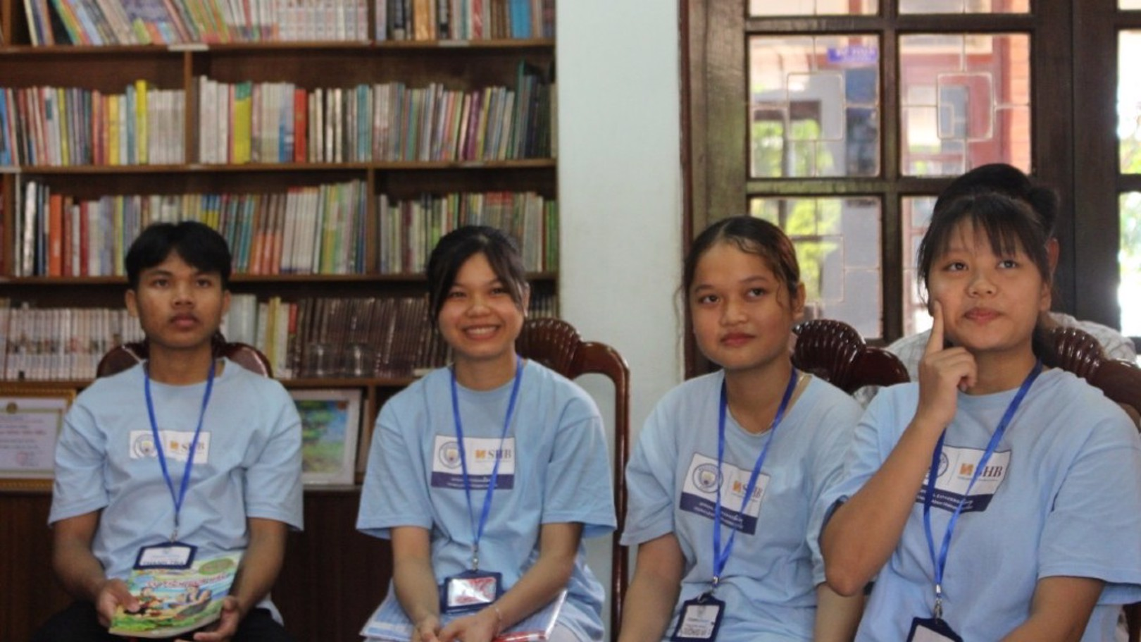City and SHB Bank deliver community training to Young Leaders in Vietnam