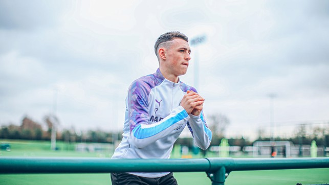 PHIL THE POWER : Phil Foden