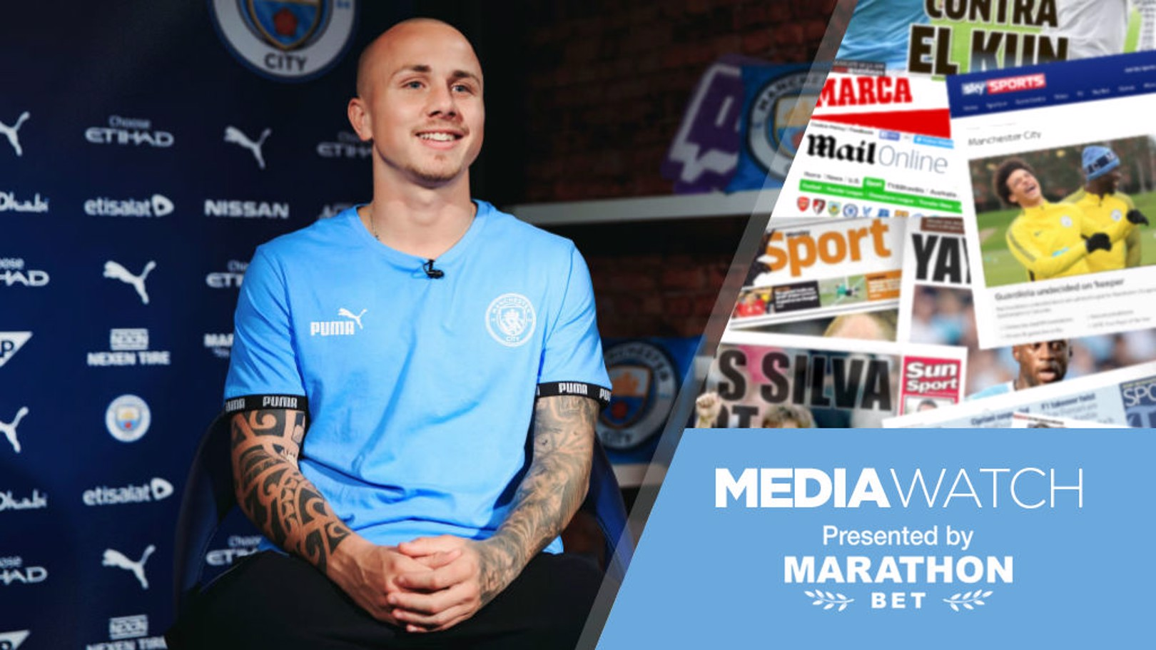 MEDIA WATCH: The press have reacted to the signing of Angelino