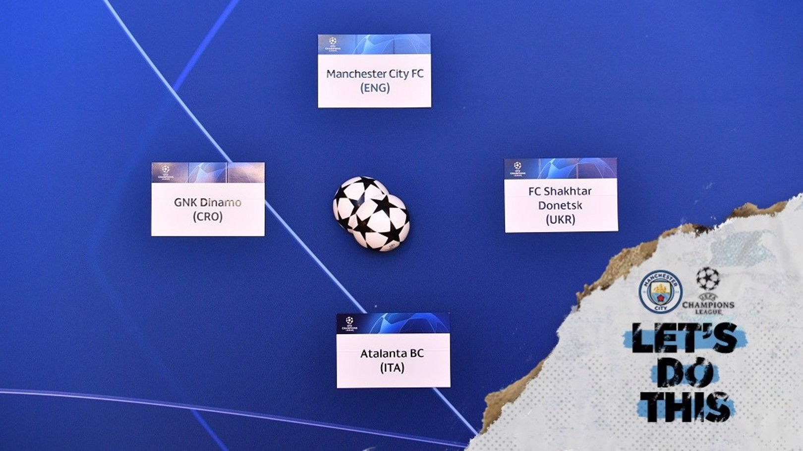 Champions League: Group C dates confirmed