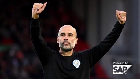 Pep Guardiola di Manchester City: Statistik dan Pencapaian