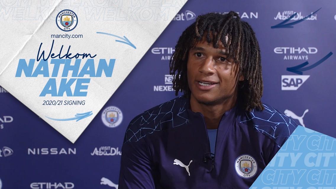 La primera entrevista de Nathan Ake