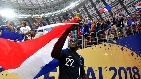 Mendy de retour en équipe de France !