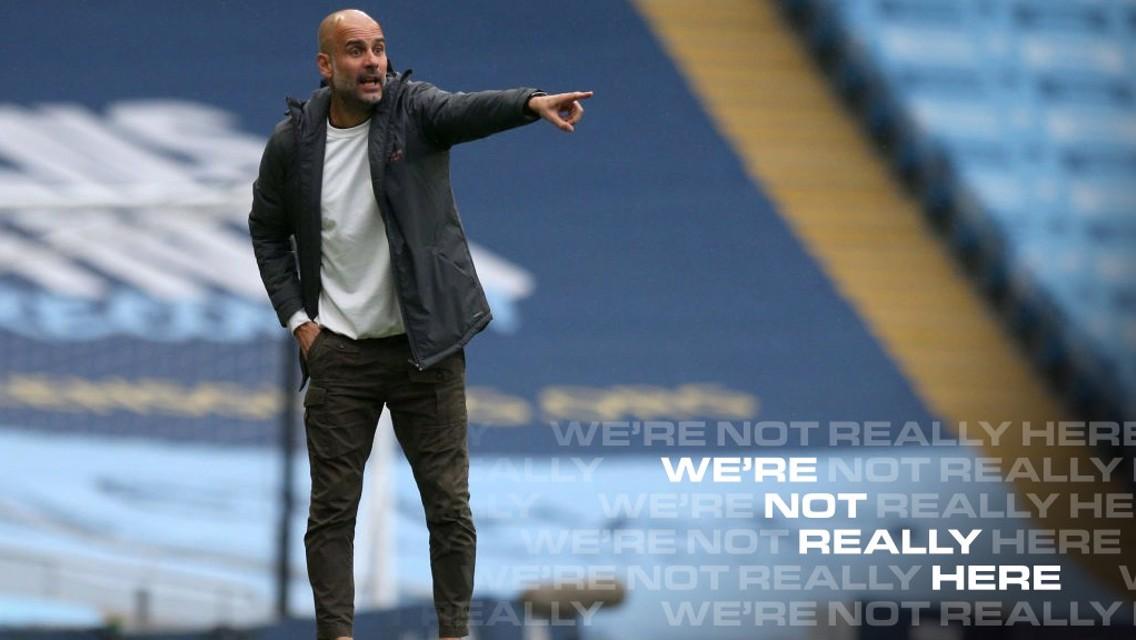 Pep Guardiola: City facing incredible season end