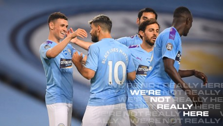 Foden impressed with City's sharpness