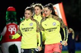 YOUNG STARS: Jess Park, Emma Bissell and Tyler Toland are loving life at City