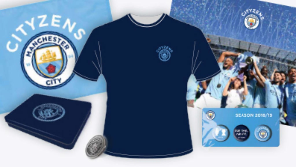Exclusive Cityzens gift pack available