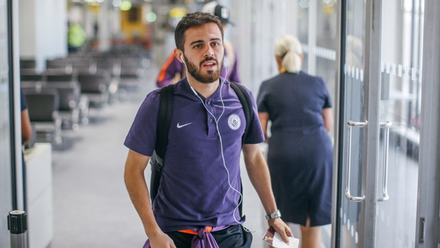 CHAMPIONS LEAGUE READY : Bernardo Silva.
