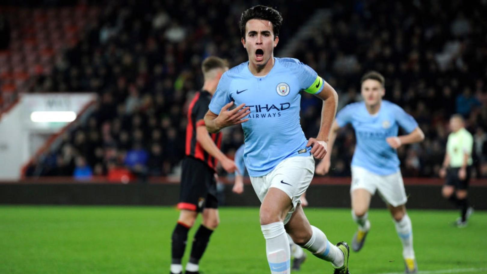 Garcia: FA Youth Cup glory would cap dream season