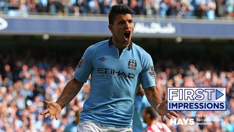 Sergio Aguero: The history boy