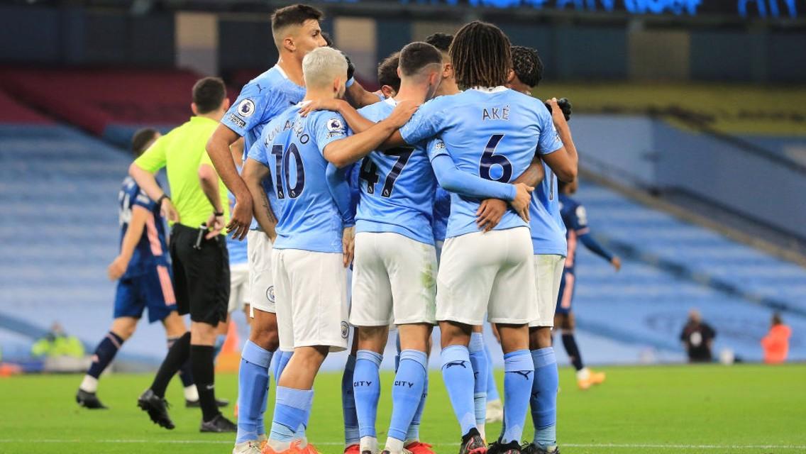City Submit Premier League Squad