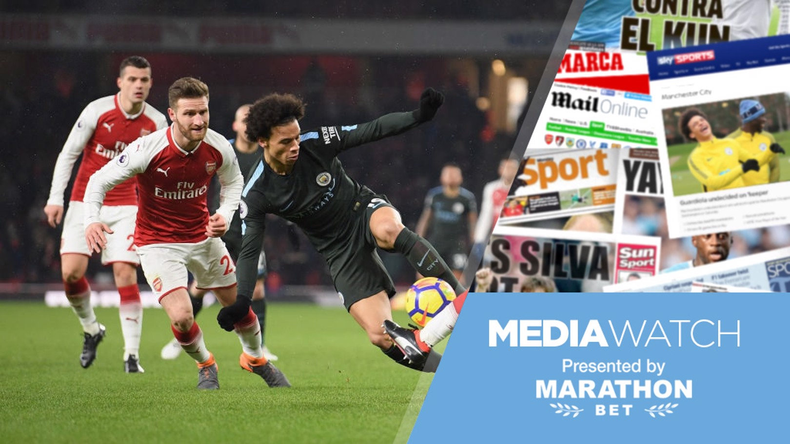 PREMIER FOCUS: City start the 18/19 campaign at Arsenal