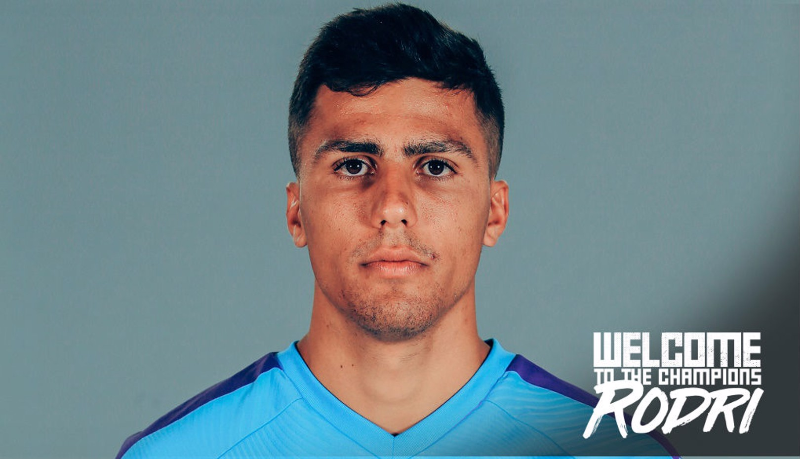 Rodri: 'City were the only team for me'