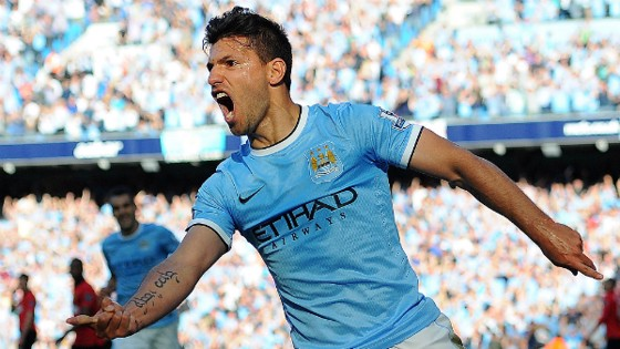 On this day in 2013, it was derby delight once more as City triumphed 4-1 over United!