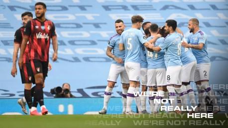 City 2-1 Bournemouth: resumen breve
