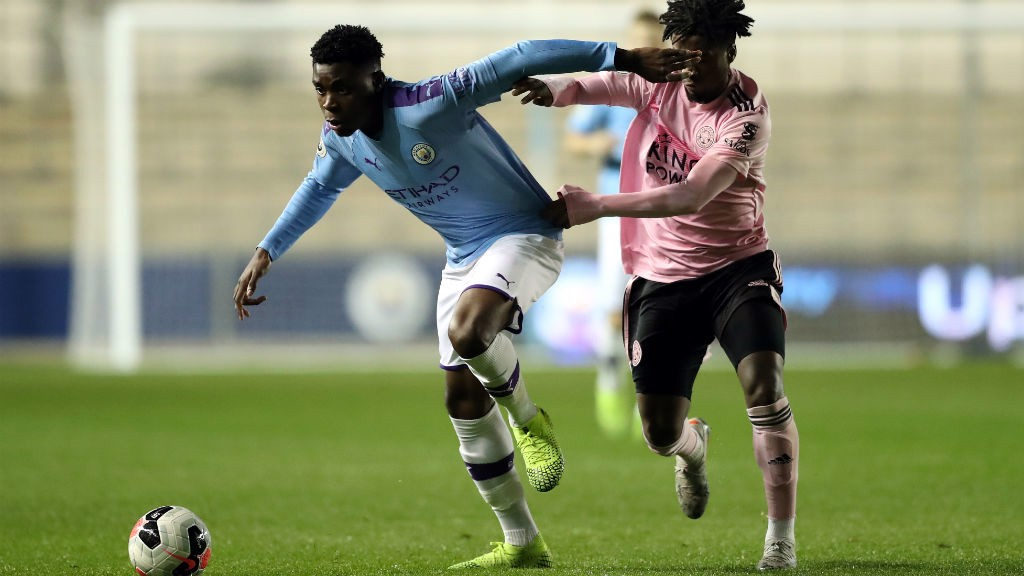 REPORT: EDS edged out by Leicester