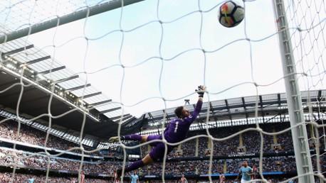 GOAL OF THE SEASON: Fernandinho v Stoke City.