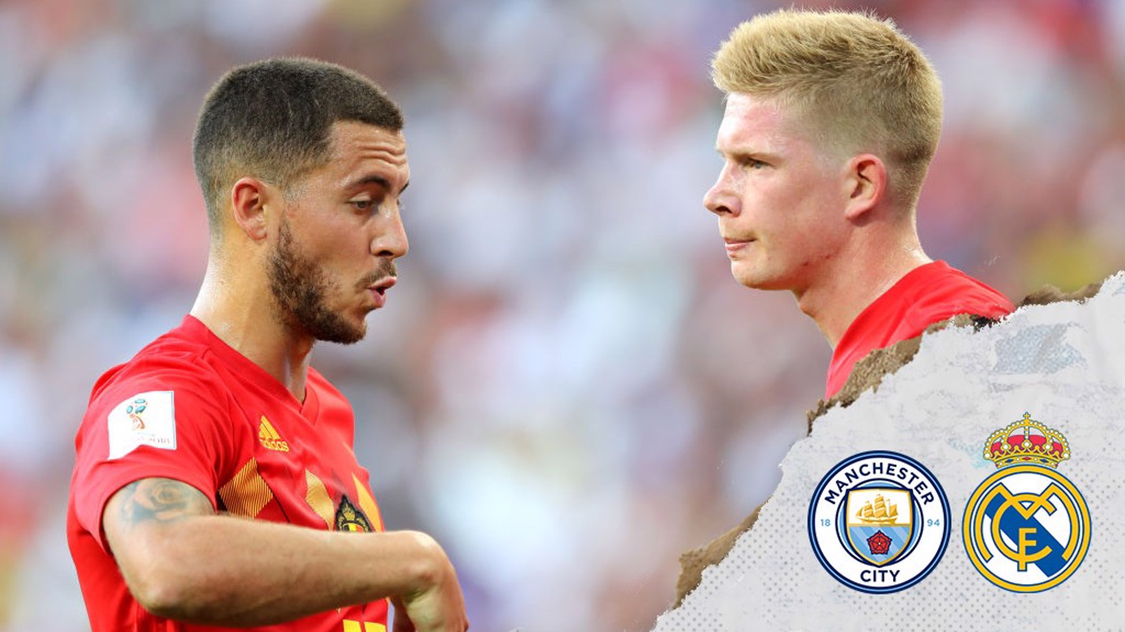 De Bruyne vs Hazard: La Bataille des Belges