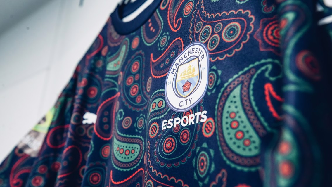 City and PUMA's limited edition eSports shirt: A closer look...